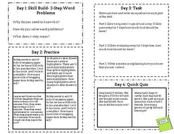 Math Remediation/Practice