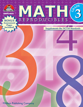 Math Reproducibles - Grade 3