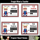 """Number Wall Posters/Headers--Number Sense """"Super Kids on Call"""""""