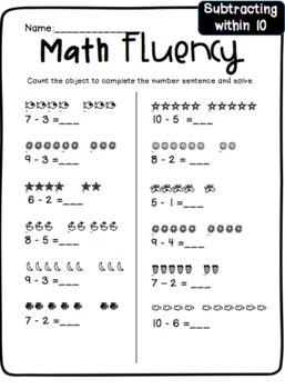 Math Resources for Kindergarten-2nd Grade