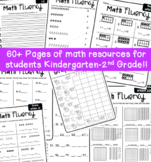Math Resources for Kindergarten-2nd Grade
