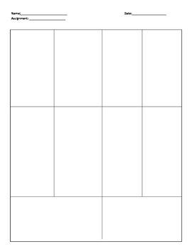 Math Response Boxes