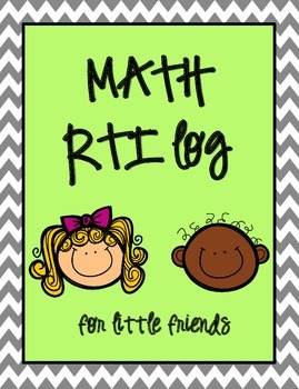 Math Response to Intervention (RTI) Log