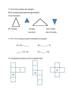 Math Review #2