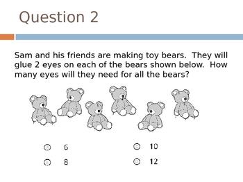 Math Review - 3rd Grade