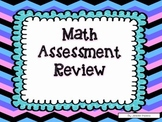 Math Review Activity