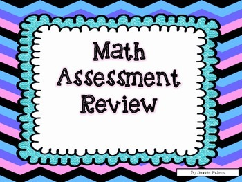 Math Review Activity