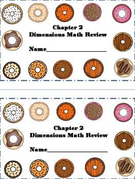 Math Review Bar Models and Mental Math Grade 3 Dimensions Chapter 2