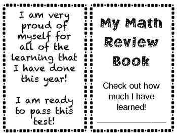 Math Review Book