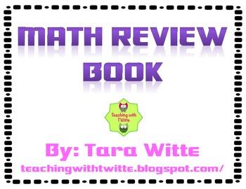 Math Review Book