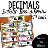 Decimal Review (Bulletin Board)
