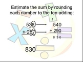 Math Review Fourth Grade