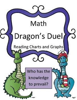 Math Review Game (Charts and Graphs) Dragon's Duel