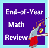 Math Review Game for End of Year Fifth Grade