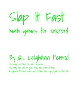 Math Review Games