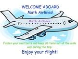 Math Review Grades 3-6 Bahamas Trip! BEST SELLER!