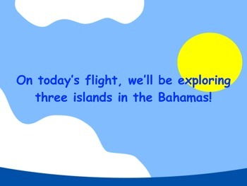 Math Review Grades 3-6 Bahamas Trip! BEST SELLER!