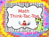 Math Review Homework Weekly