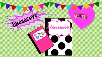 Math Review-Interactive Notebook