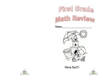 Math Review Mini Book (English)
