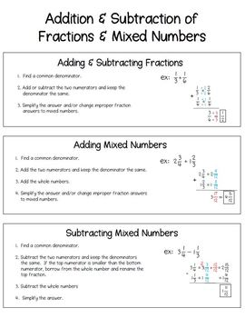 6th Grade Math Review Packet Level 1 - Back to School Math Packet for 7th Grade