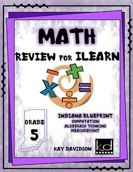 Math Review Problems for ISTEP  Grade 5