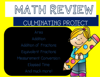 Math Review Project