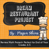 Math Review Restaurant Project