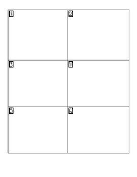 Math Review Task Cards/Scoot with recording page AND Stude