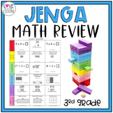 Jenga Math Review (3rd)
