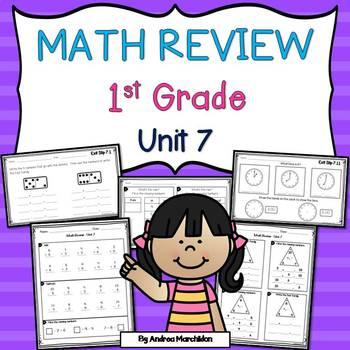 Math Review Unit 7