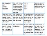 Math Review Week 3