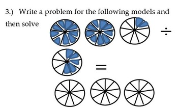 6th Grade Common Core Math Morning Work: MRW #26 - 50 BUNDLE B