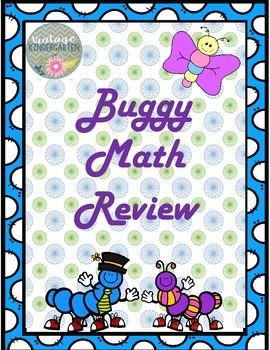Math Review for K and 1