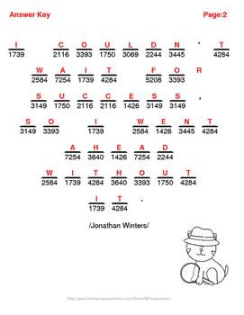 Math Riddle: 2-Digit By 2-Digit Multiplication