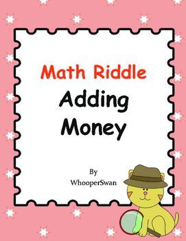 Math Riddle: Adding Money