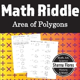 Math Riddle - Area of Polygons - Fun Math