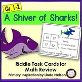 Two-Digit Numbers Math Riddle Activities