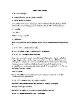Math Riddles Practice File