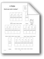 Math Riddles & Word Problems