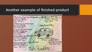 Math Road Trip