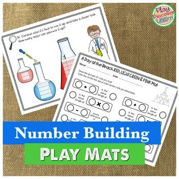 PDL's Interactive Math Notebook Bundle for Cuisenaire® Rods