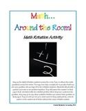Math Rotation Activity