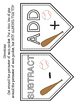 addition & subtraction interactive notebook activities