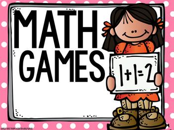 Math Rotation Signs & Recording Sheet