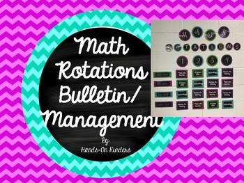 Math Rotations Bulletin