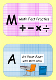 Math Rotations Signs