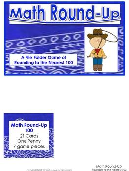 Math Round-Up (rounding to 100)