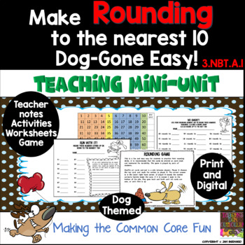 Make Rounding Dog-Gone Easy