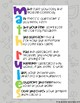 Math Rules Test Taking Tips Poster